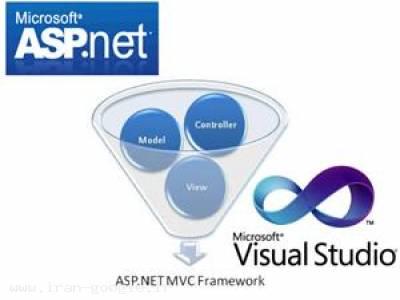 طراح سایت با برنامه نویسی asp.net mvc و asp.net نی